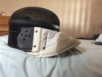Leon Paul fencing mask