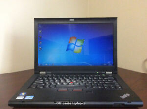 Lenovo Thinkpad T430 Core i5 Laptop, Windows 7 & 90 Day Warranty