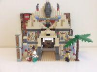 LEGO Adventurers Egyptian Pharaoh's Forbidden Ruins - 100% Complete