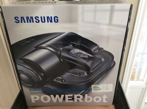 SAMSUNG POWERBOT ROBOT VACUUM CLEANER - BRAND NEW IN BOX Windsor Region Ontario image 1
