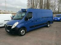 2014 Vauxhall Movano 2.3 CDTI H2 Van 125ps PANEL VAN Diesel Manual