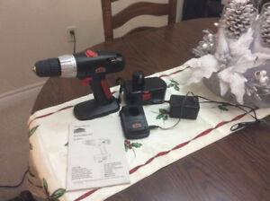 JobMate 18 V Cordless Drill