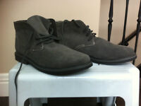Brand New Ankle high shoes, size 9.