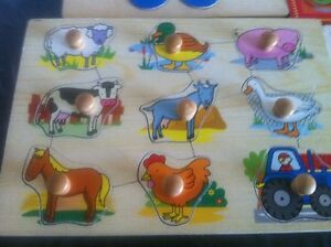 Wooden puzzle games Windsor Region Ontario image 5