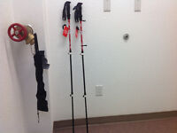 Brand New Pioneer X-2 Trekking / Walking Poles. ---$75.00