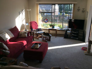 Spacious Ground Level Apartment Condo in Downtown Parksville