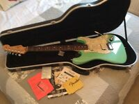 FENDER STRATOCASTER USA - Mint Condition