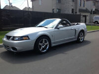 2003 Ford Mustang Cabriolet