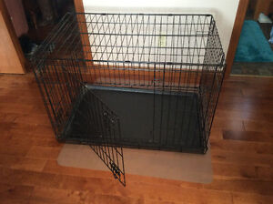 dog cage Windsor Region Ontario image 1