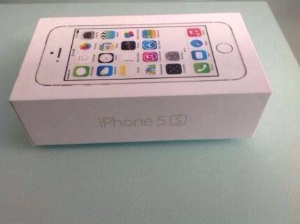 BRAND NEW APPLE IPHONE 5S 16GB IN STUNNING GOLD UNLOCKED TO ANY