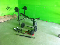 Weight bench, Brand new