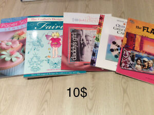Livres de bricolage, jardinage et cuisine