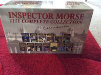 Inspector morsebox set of books