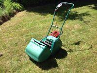 Qualcast cylinder mower for sale
