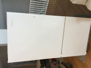 Kitchen aid fridge w33d32h69