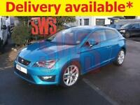 2015 Seat Leon FR Technology TDi 2.0 DAMAGED REPAIRABLE SALVAGE