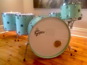 Gretsch Catalina Club Rock 26 Drums (Rare)