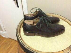 Cole haan colton wingtip Oxfords haute gamme