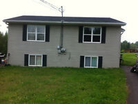 Three bedroom duplex for rent in Salmon River  - Sept 1st