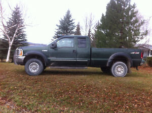 1999 Ford F-250 lariat Pickup Truck $7200 with 7.3 turbo Kawartha Lakes Peterborough Area image 4
