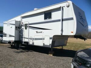 29ft Terry 5th wheel