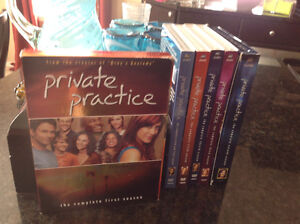 Private Practise DVD complete series