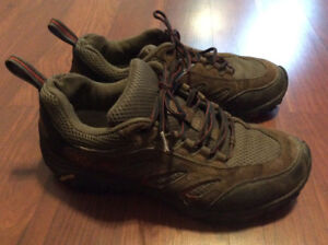 Merrell hiking shoes.  Men's size 9