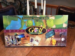 GOLF    items de GOLF jeux société et LIVRES GOLF   je poste
