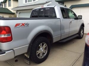 2005 Ford F-150 - Silver