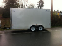 2016 Royal Cargo Lightning 7X14T LCHT35-714-78 - Almost new