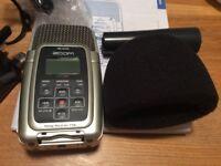 Zoom h2 handy recorder