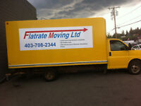 Stress free affordable professional movers 2 men $85/hr