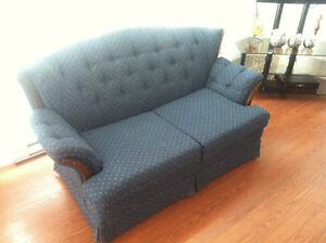 Vintage Couch/love seat*