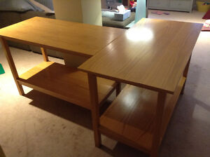 Solid Oak Tables