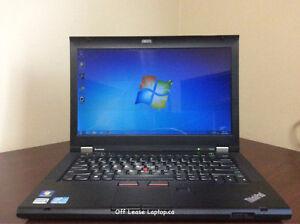 Lenovo Thinkpad T430 Core i5 Laptop, Windows 7 & 90 Day Warranty