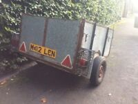 Car and motorcycle trailer cheap £35