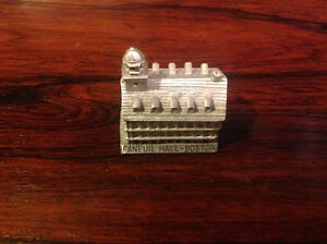 Faneuil Hall Pewter Miniature