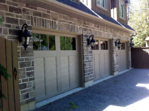 Garage Doors! BEST PRICES (install & removal) Markham