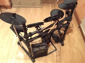 Drum kit with speaker for £170 or less