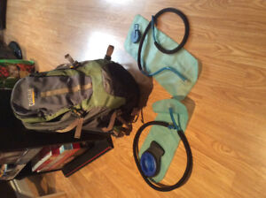 Like New Camelbak with 2 Reservoirs