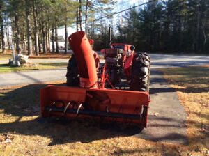 Massey Ferguson Tractor 150