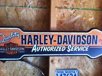 Harley sign!!