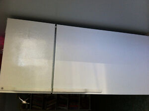 Just Like New GE White Fridge For Sale (West Abbotsford)