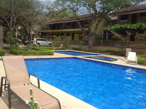 Costa Rica, Playa Del Ocotal 1 Bedroom For Rent
