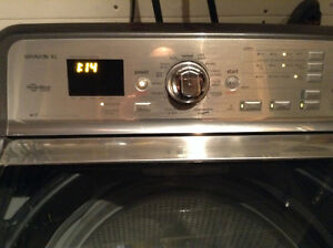 Laveuse HE Maytag Bravos XL, silver
