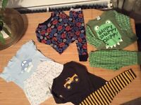 Boys 18-24month pajama sets