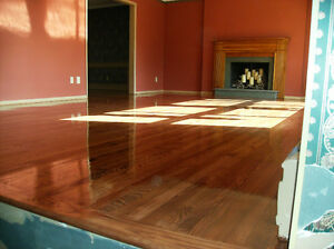 Hardwood Floor Refinishing, Staircase and Railing Refinishing London Ontario image 7