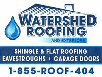 MISSING SHINGLES??? TIME TO FIX YOUR ROOF!