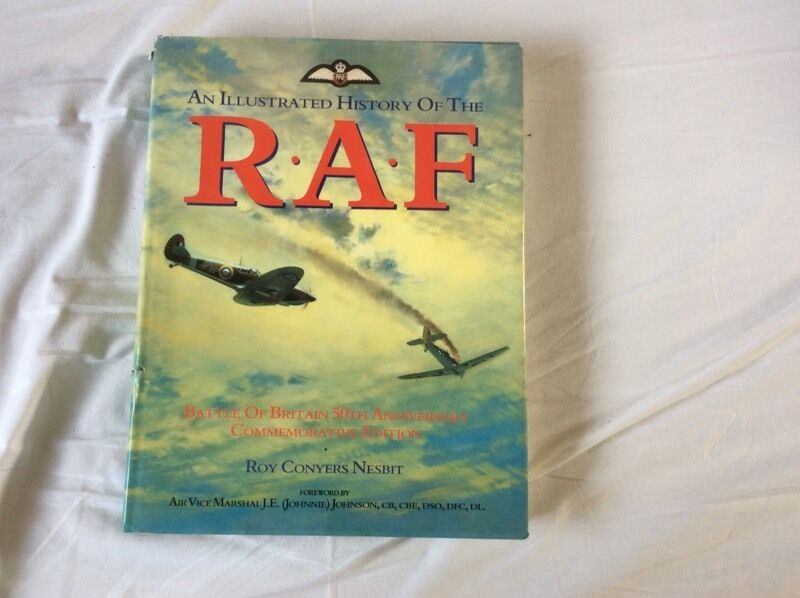 History of RAF book