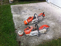 STIHL Quicky Saw & Table Saw